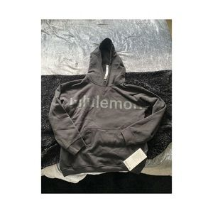 NWT Lululemon all yours hoodie